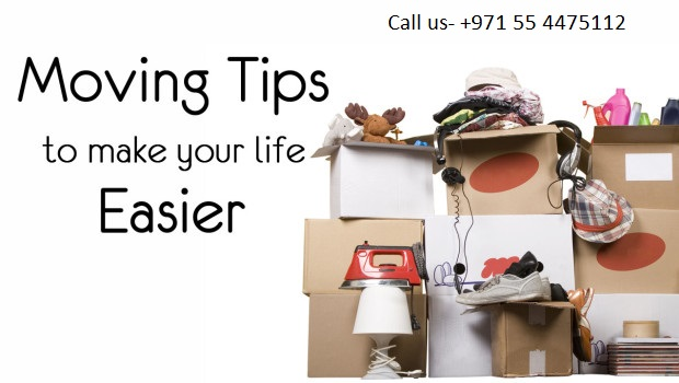 Moving tips – that make moving a less daunting task