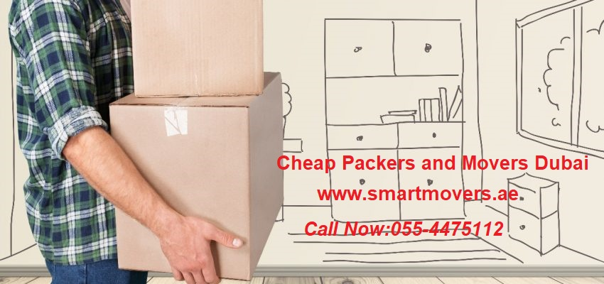 Tips to cheaply conduct Your Move with Cheap Packers and Movers Dubai