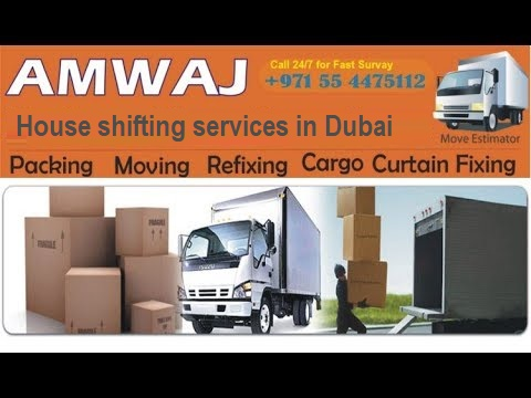 Leading House Shifting Services in Dubai