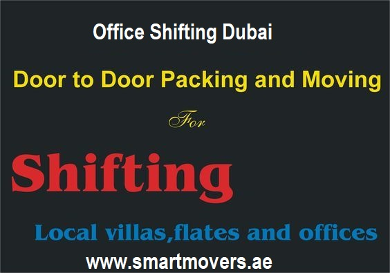 Cheap Office shifting Dubai